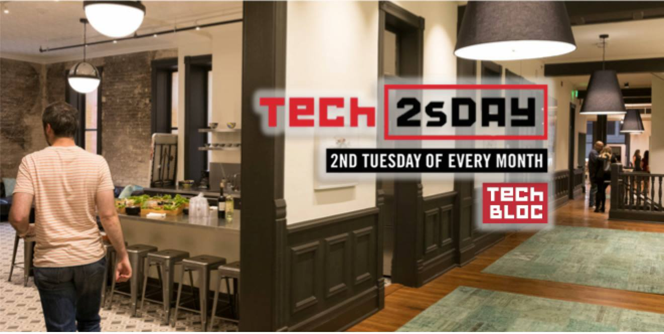 #Tech2sDay Meetup: Scaleworks Academy & Tech Bloc App Launch