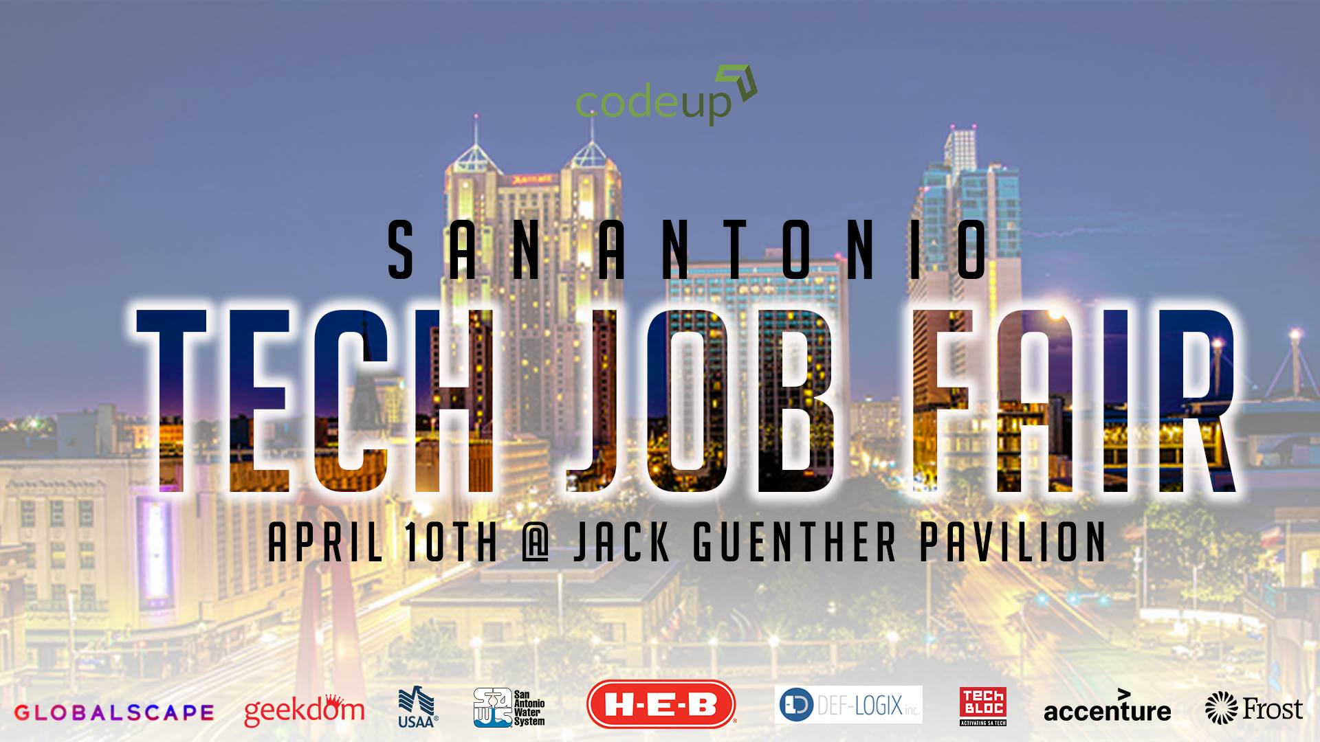 San Antonio Tech Job Fair