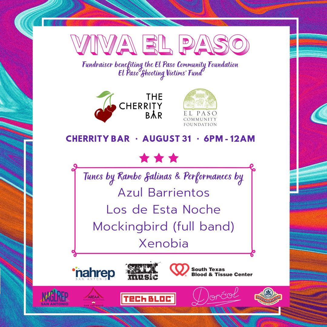 VIVA El PASO - Benefiting the El Paso Community Foundation