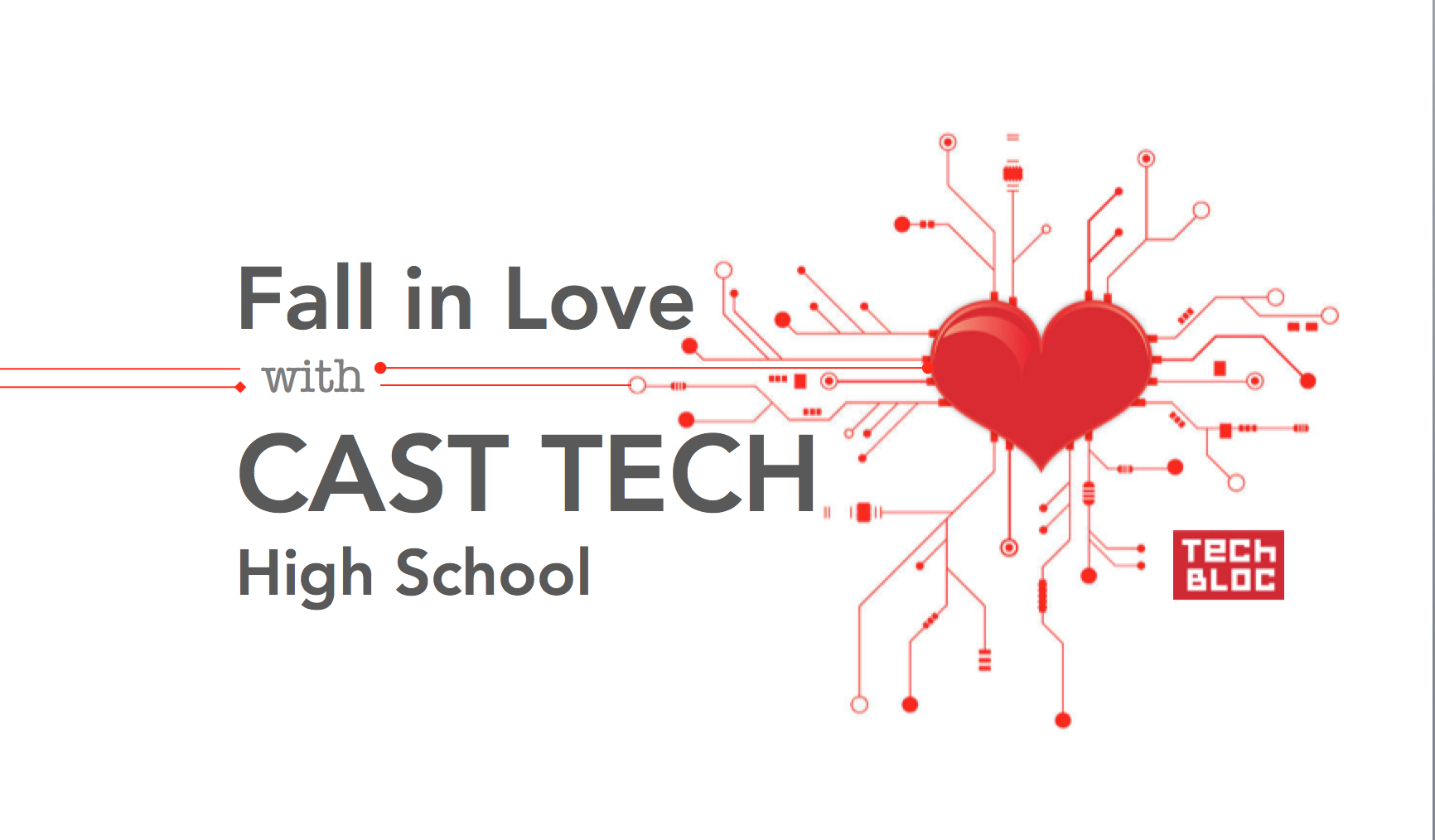 Fall in Love with CAST Tech Month